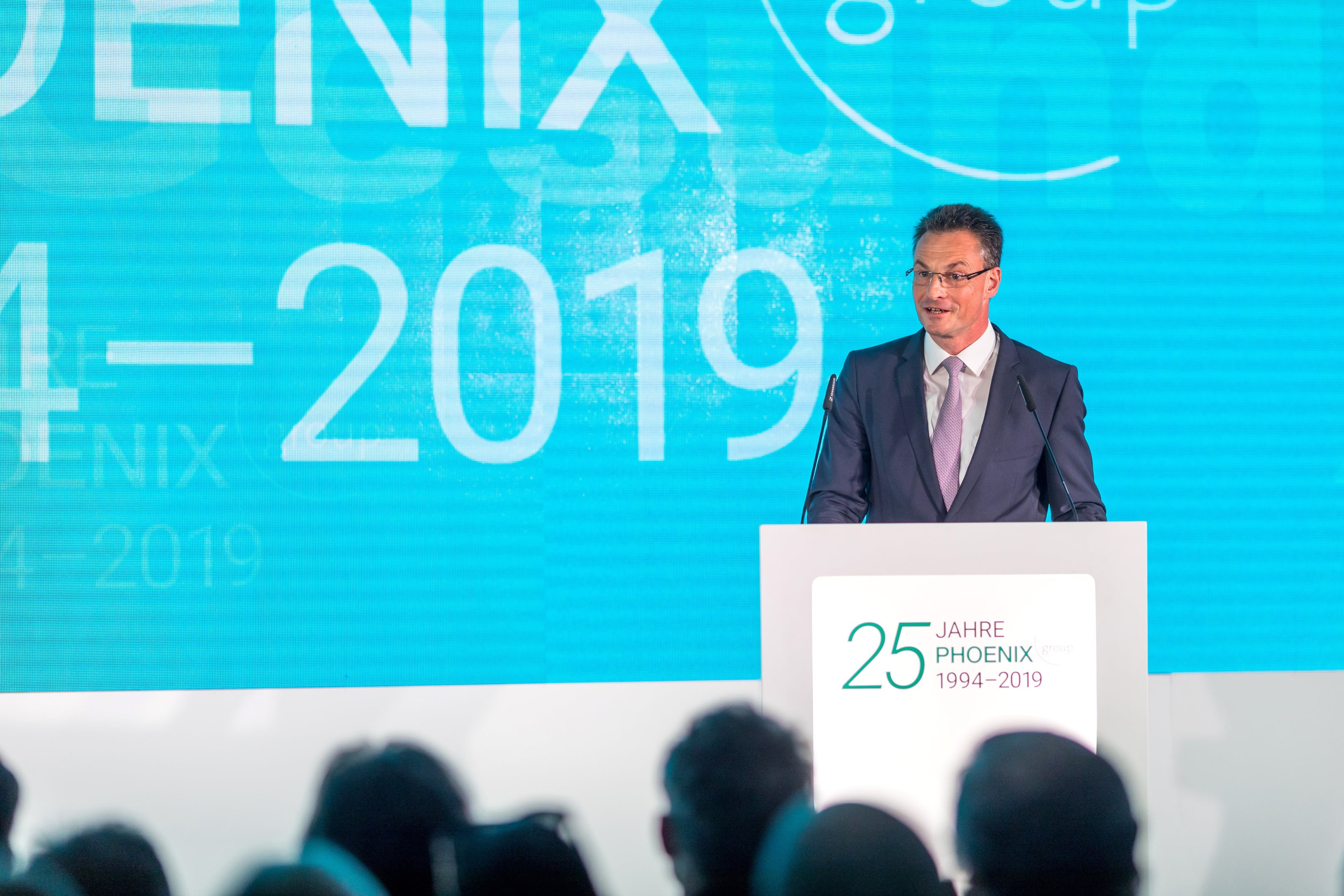 25 years of PHOENIX: a family business says thank you