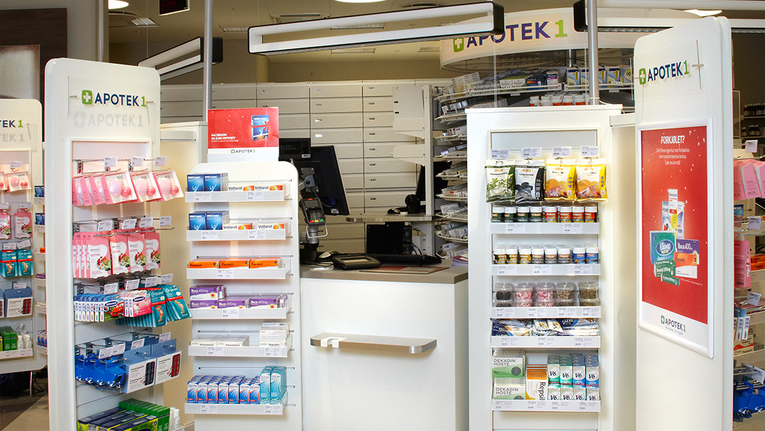 Phoenix group retail APOTEK 1