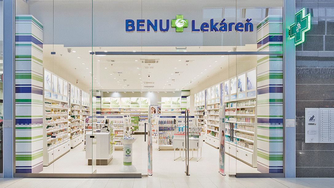 Phoenix group retail BENU