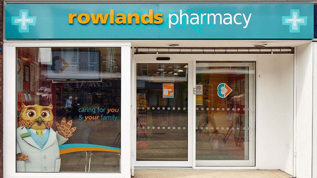Phoenix group retail Rowlands Pharmacy